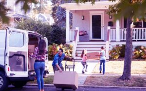 Moving a Home: Let's Take Some Technological Help